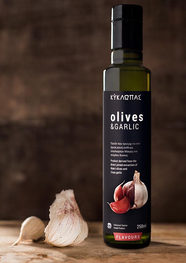 Kylkopas Olives & Garlic