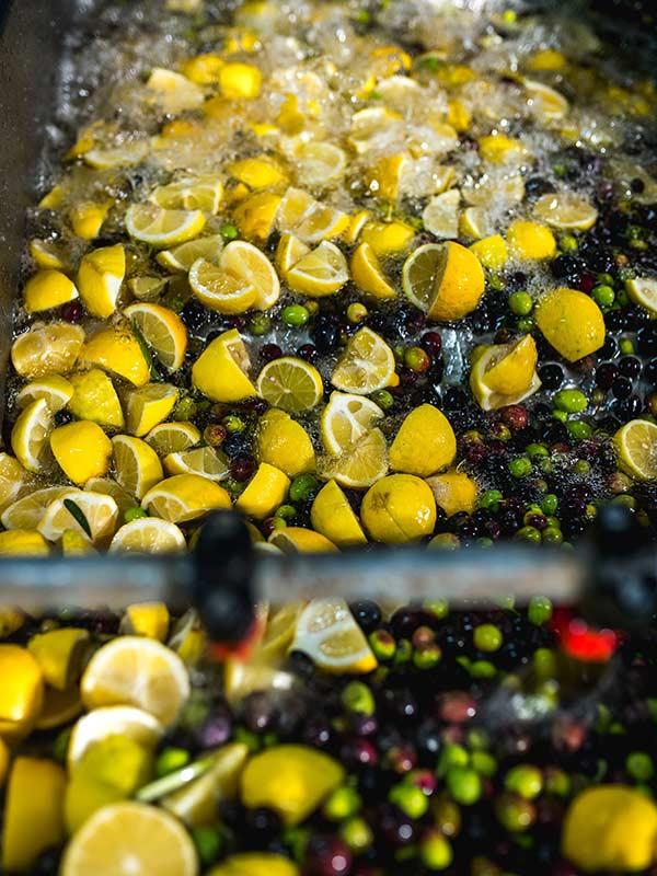 Kylkopas Olives & Lemon