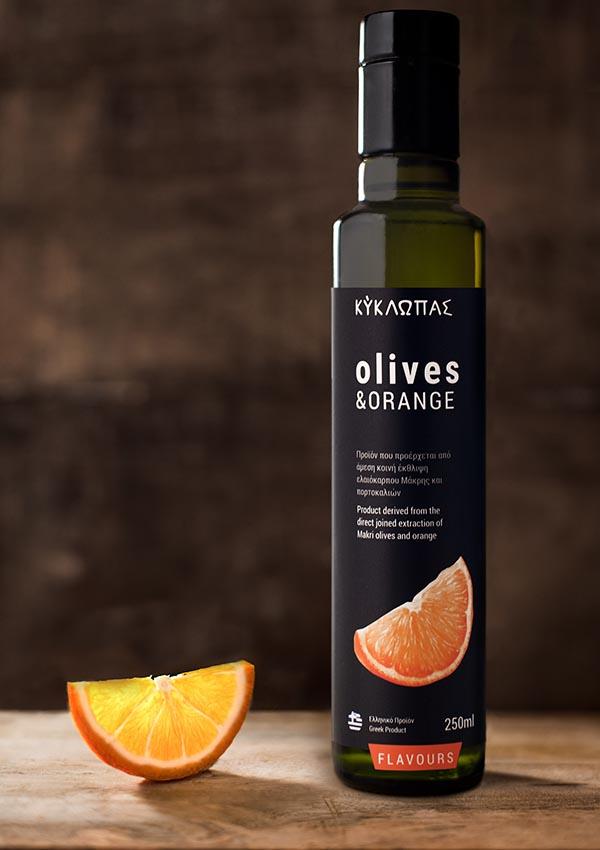 Kylkopas Orange & Olives