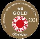 OLIVE JAPAN 2021 GOLD MEDAL